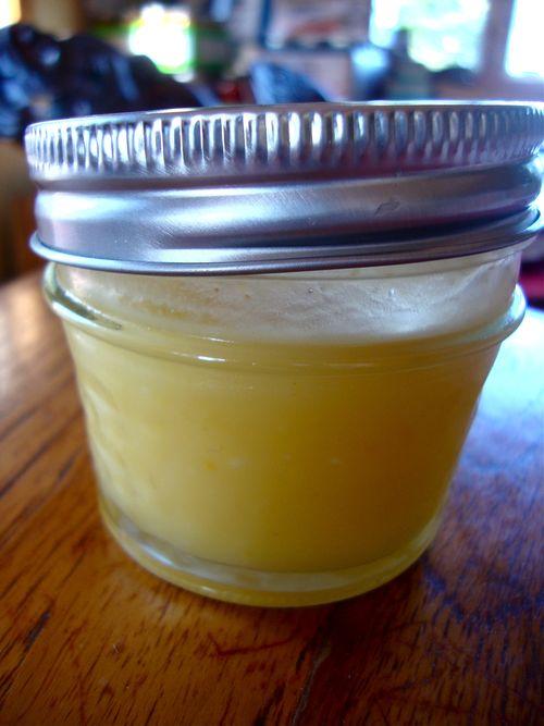 Em's homemade lemon curd