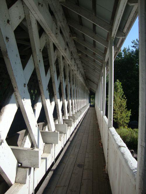 Covered bridge NH