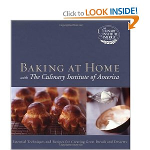 Option 2: Baking at home with the CIA