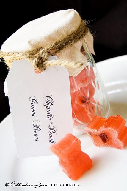 Chipolte peach gummi bears 2