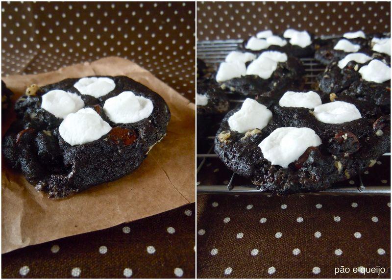 Rocky road cookies!