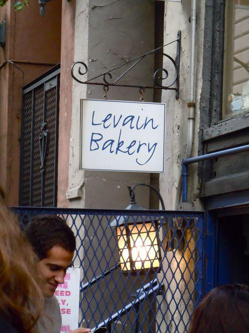 Levain Bakery, NYC