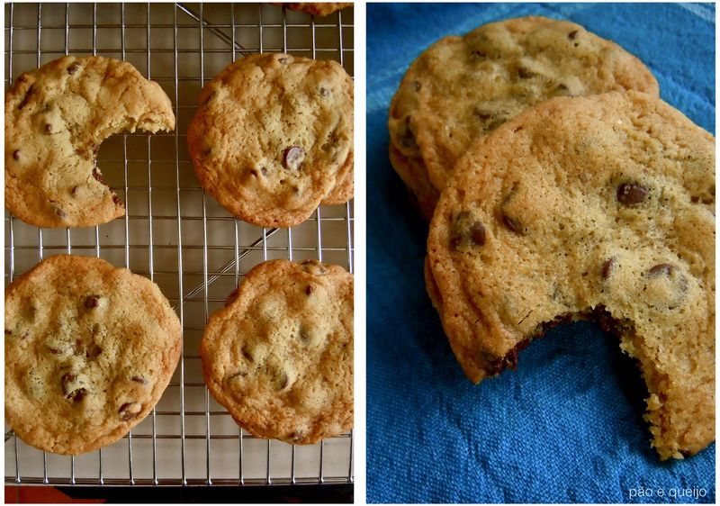 Choco chip cookies7
