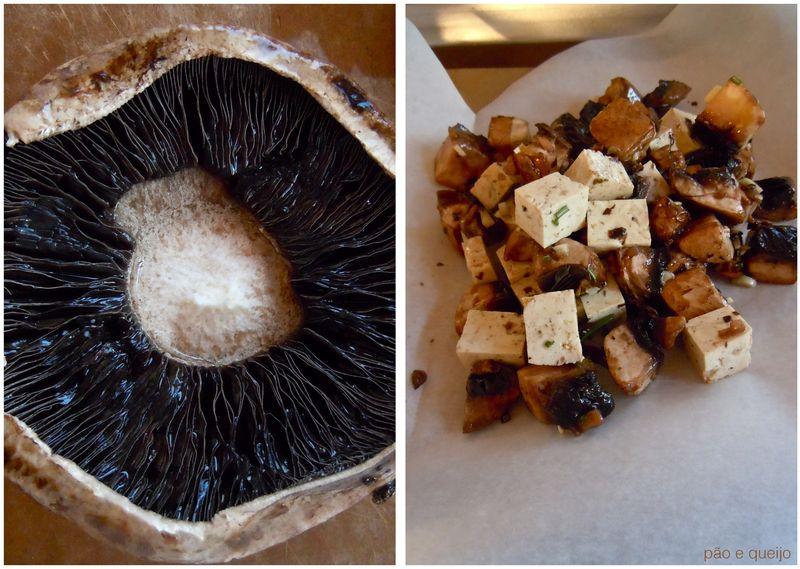 Mushrooms & tofu en papillote3