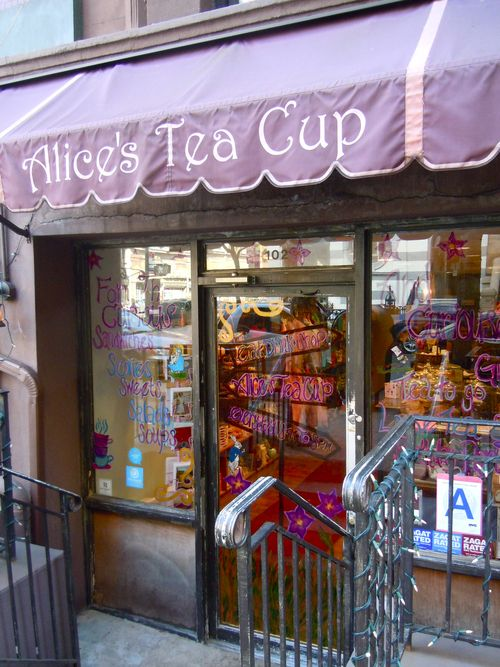 Alice's Tea Cup, NYC