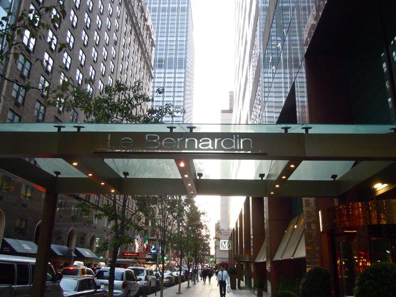 Le Bernardin NYC