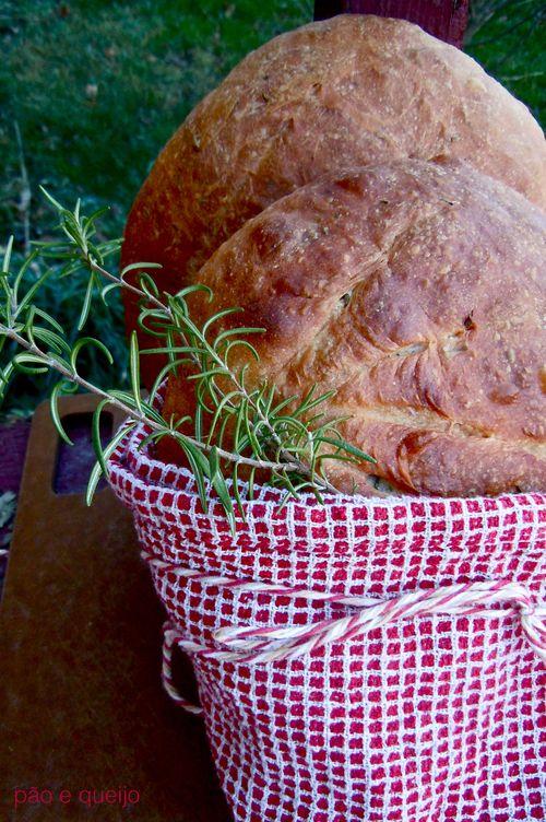 Rosemary free form loaves