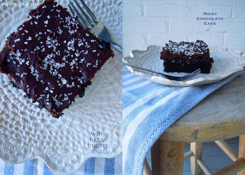 Cathy's chocolate cake