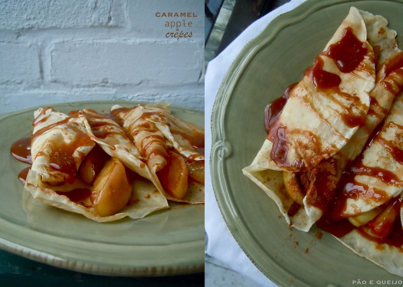 Caramel apple crepes-1